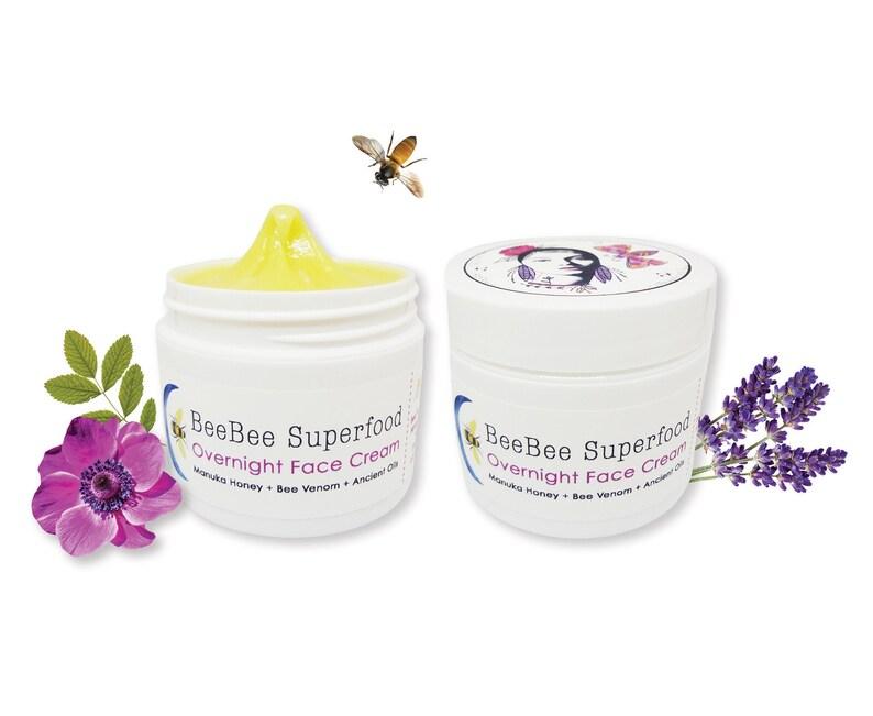 BeeBee Superfood Overnight Face Cream / Anti-Aging image 0