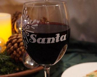 "Santa decal DIY vinyl sticker kit  holdiay vinyl sticker Mrs Claus"" DIY holiday decal christmas tradition"