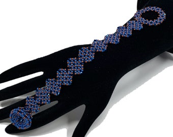 Nazo south stars bracelet and how to make