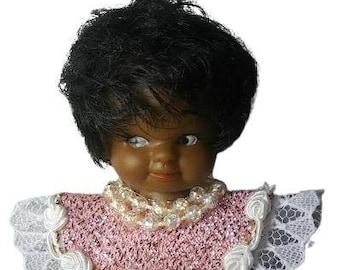 African American Black Doll