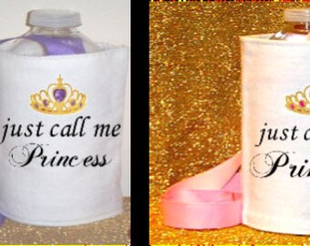 Just Call Me Princess Water Caddy
