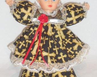 Christy, OOAK Caucasian vinyl doll