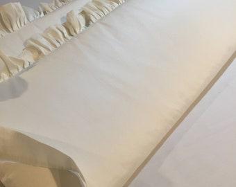 Crib Bumper Pads - Stock Sale - Faux Silk