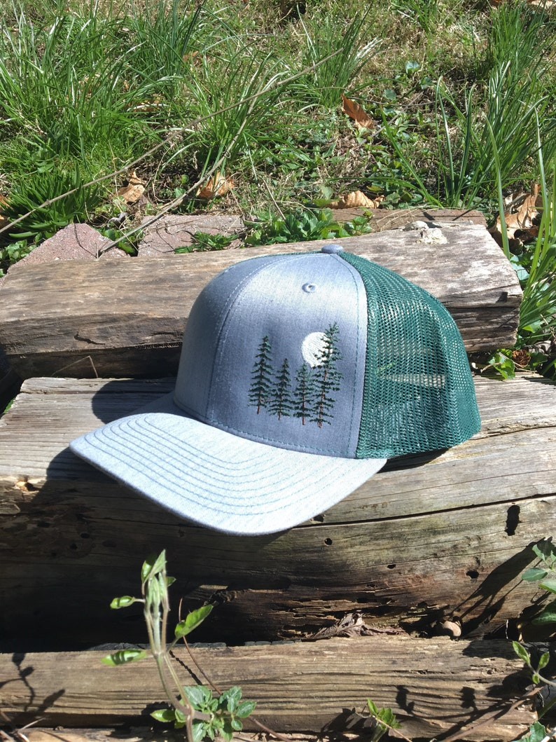 May the Forest Be with You trucker hat. Simple old school  6dca6ef5d67a