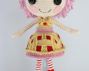 My Lalaloopsy doll for Elenya | Crochet dolls, Lalaloopsy dolls ... | 270x340