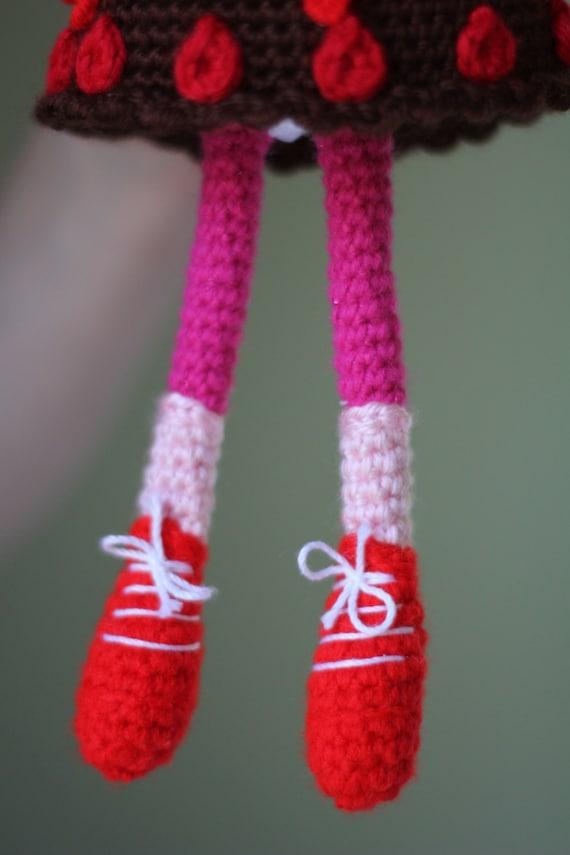 Artes em Crochê: Princesas Amigurumi | 855x570