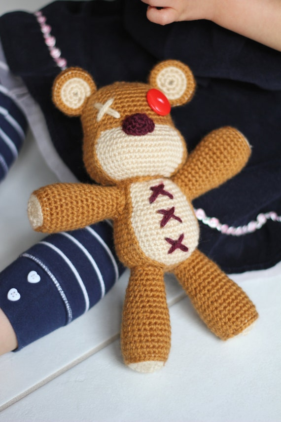 Free Crochet Pattern - Basic LOL inspired Doll Body - YouTube | 855x570