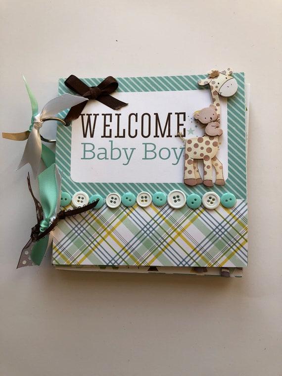 Baby Boy Brag Book