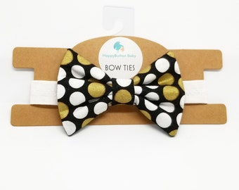 Boy's Pre-Tied Bow Ties - Youth Size Bow Ties - Various Prints Available