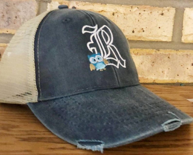 062ff0d423a62 Rice University Hat Embroidered William Marsh Rice