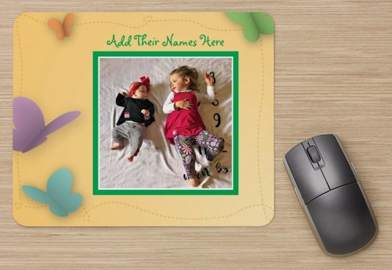 personalized mousepads personalized mouse pads personalized etsy
