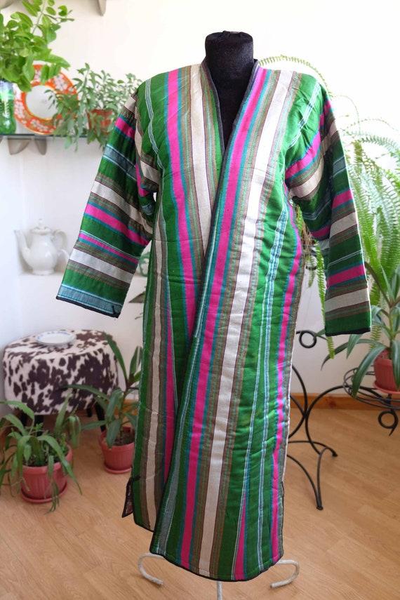 Uzbek dress,traditional uzbek dress.antique uzbek