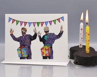 A DICK In BOX BIRTHDAY