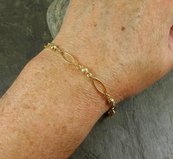 Ready Ankle Bracelet Chain Anklets Bar Chain Ankle Bracelets 10 24k Shiny Gold Bar Anklet Bracelet MLS129 Gold Plated Bracelets