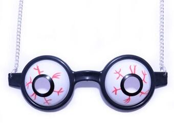 googly eyes glasses etsy