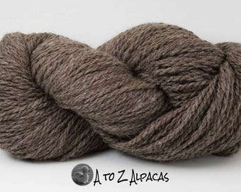Royal Baby Natural Alpaca Yarn Chunky Weight Rosey