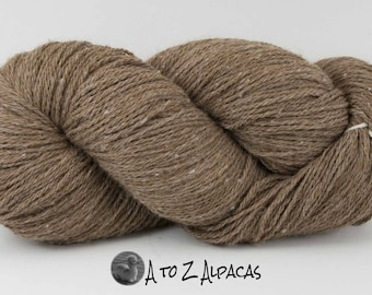Royal Baby Natural Alpaca Yarn Worsted Weight Latte