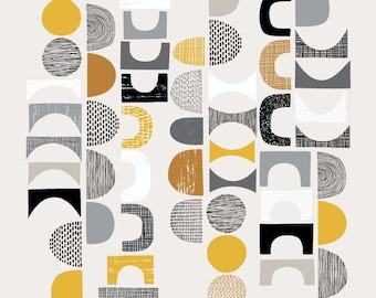 Cut-outs, giclee print