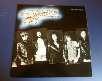 On Sale! The Rockets Rocket Roll Vinyl Record LP 60143-1 Electra Records 1982