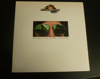 The Doobie Brothers Takin' It To The Streets Vinyl Record LP BS 2899 Warner Bros. Records 1976
