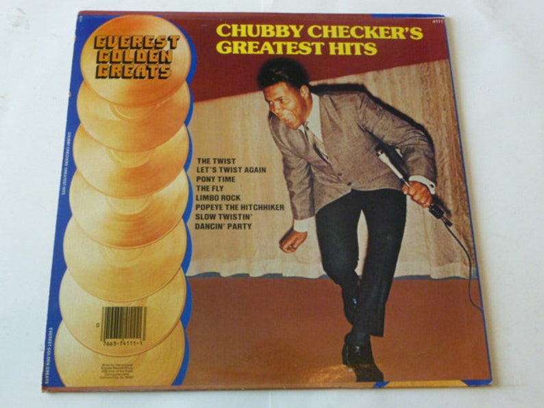 Chubby checker and bob dylan
