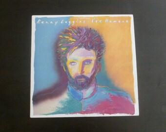 Kenny Loggins Vox Humana Vinyl Record LP FC 39174 Columbia Records 1985