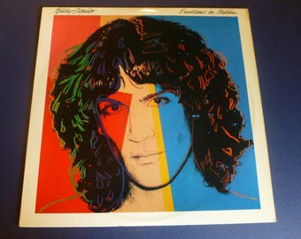 On Sale! Billy Squier Emotions In Motion Vinyl Record LP ST-12217 Capital Records 1982