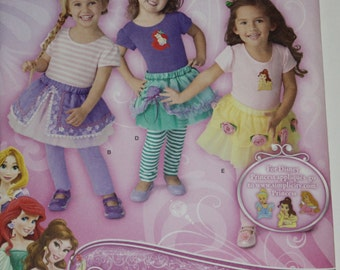 Simplicity Pattern #1432A Size 1/2 to 4