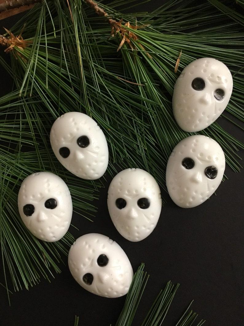 Friday the 13th soap Jason mask soap   Halloween decoration image 0