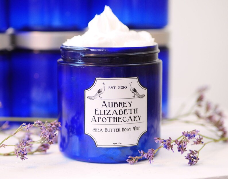 Gift for her  Lavender Vanilla lotion   Shea Butter  image 0