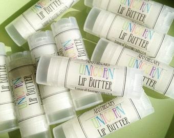 Unicorn Lip balm, chapstick, best friend gift,  Lip butter, handmade lip balm, Vanilla Cream Sugar Cookie