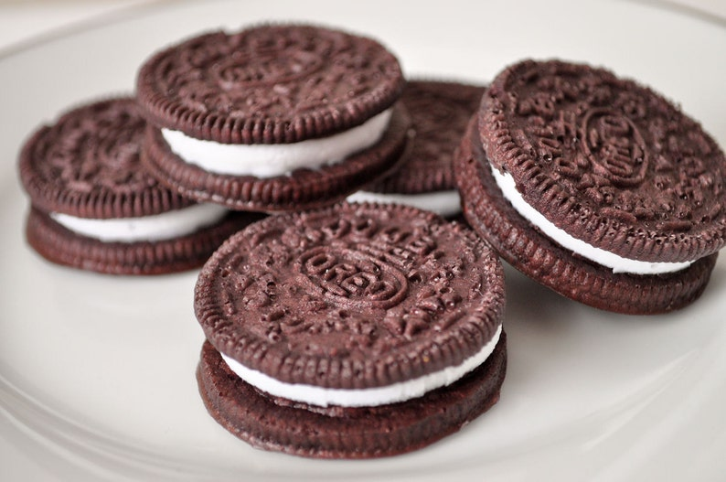 Cookie Soaps Chocolate Oreo cookies food soap chocolate image 0