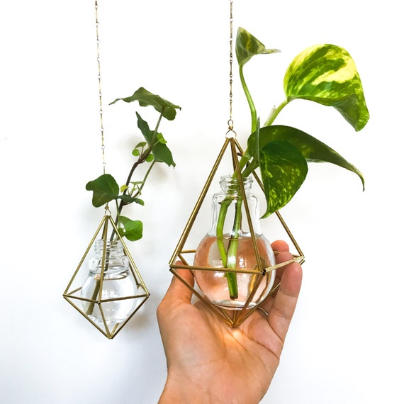 Geometric Himmeli Vase Mobile Vase Ornament Decoration Etsy