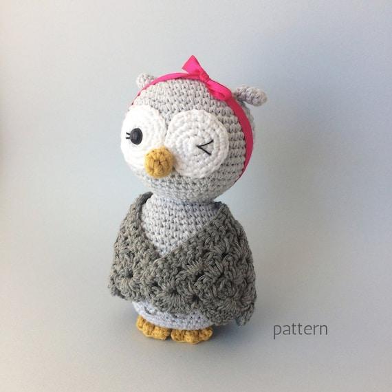 Owl Amigurumi Pattern Cutest Crochet Ideas Video Tutorial | 570x570