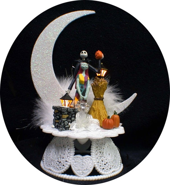 image 0 - Nightmare Before Christmas Wedding Decorations