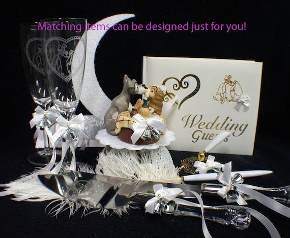 Mix And Match Disney Lady And The Tramp Wedding Theme U Pick Etsy