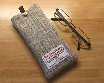 d03543255892 Harris Tweed glasses case
