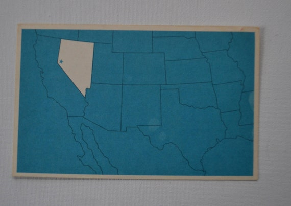 Randy McNally Vintage Educational Map United States Information Flash on brown maps, white maps, united states maps, motorcycle road maps,