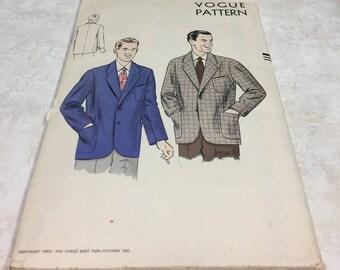 Vintage Vogue Pattern 6898 - UNCUT
