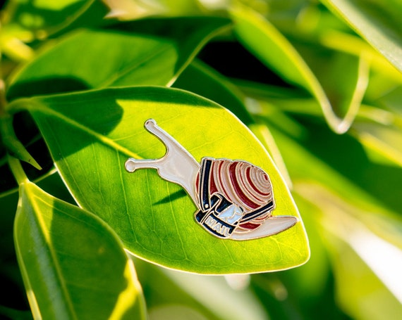 Snail Mail Love Enamel / Lapel Pin **NOW AVAILABLE**