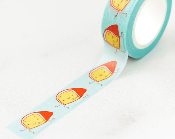 Gouda Cheese Chase Washi Tape
