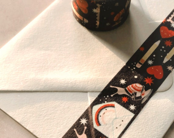 Snail Mail Bonanza Wide Washi Tape