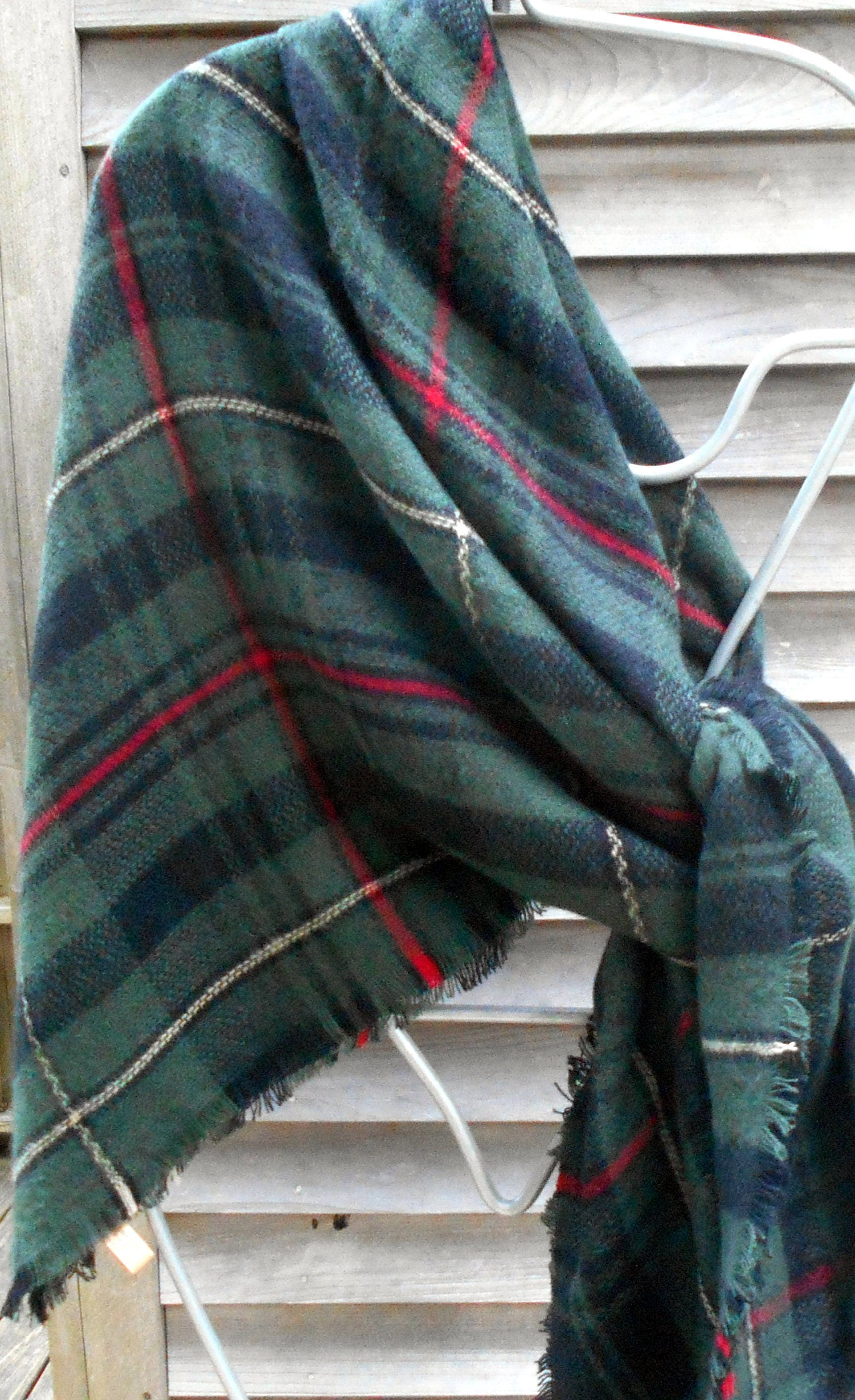 9053c23c75767 Festival Scarf,Blanket Scarf,Olive Green and Red Scarf,Plaid Scarf,Tartan  Scarf,Oversized Scarf,Warm Scarf,Winter Scarf,Stadium Blanket,