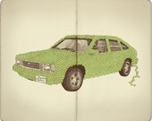 Green Machine Print...