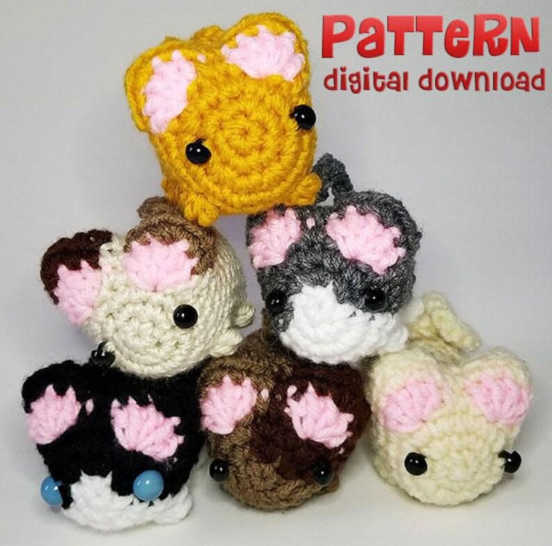 Pattern: Chubby Cat image 0