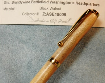 Battle of Brandywine – Washington's HQ – Black Walnut