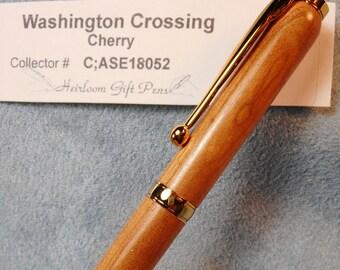 American Revolution – Washington Crossing – Cherry