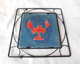 Lobster  Trivet