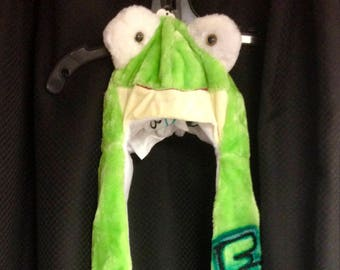 Frog Hat Personalized
