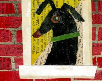 Dog Collage: Quarantine Series